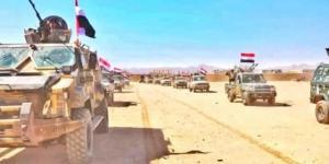 الجيش الوطني يدفع بتعزيزات عسكرية كبيرة باتجاه محافظة البيضاء