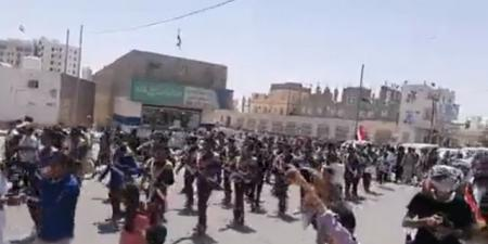 شاهد بالفيديو ماذا يحدث في شوارع مأرب صباح اليوم السبت