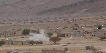 مصدر عسكري يكشف ما يحدث في العبدية عقب سيطرة الحوثيين عليها