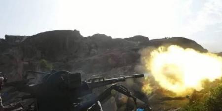 القوات الحكومية تهاجم الحوثيين في الضالع