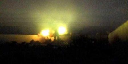 """انفجار الوضع عسكريا بين قوات """"طارق صالح"""" والحوثيين في تعز ومعارك طاحنة في الأثناء """"بيان رسمي"""""""