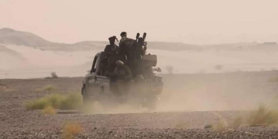 الجيش اليمني يسحق مجاميع حوثية في الجوف