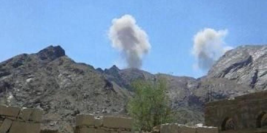 اعتراف حوثي رسمي بضربات قاصمة تتعرض لها الميليشيا في ثلاث محافظات يمنية