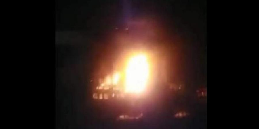 انفجار كبير يهز العاصمة اليمنية صنعاء