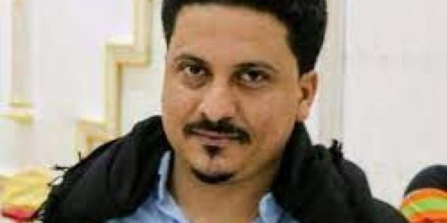 """""""الزامكي"""" يكشف ماحدث في مطار عدن وسبب اعتقاله"""