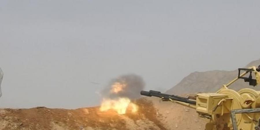تصعيد عسكري واسع ... اشتعال ثاني جبهة في محافظة الجوف بين الحوثيين والجيش الوطني