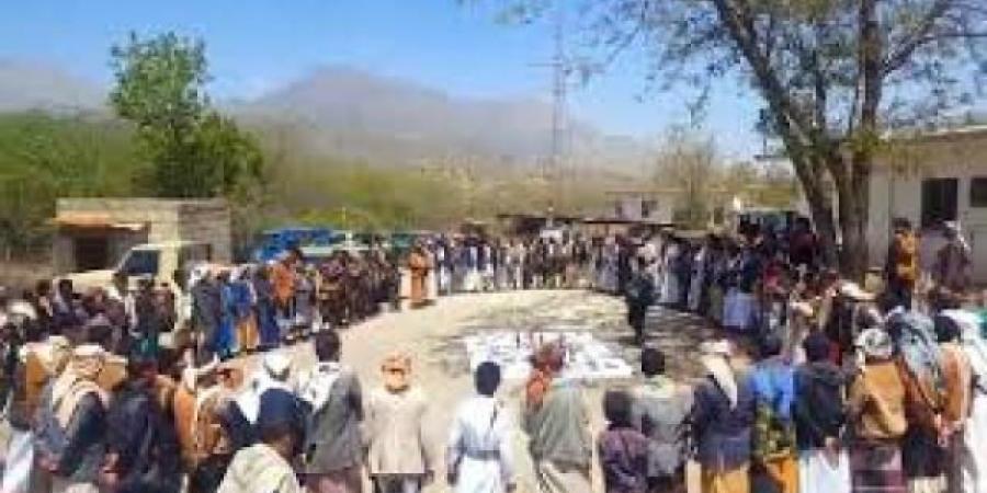 نزاع حدودي بين محافظتين يمنيتين برعاية حوثية (وثيقة)