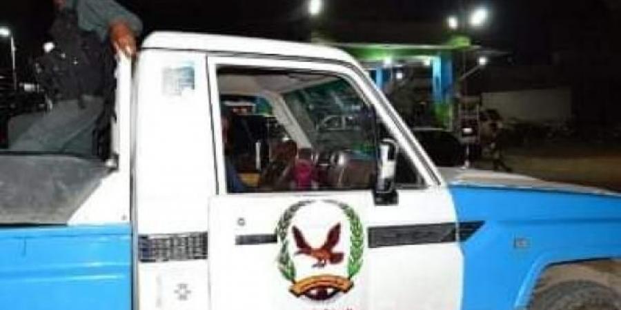 ضبط مواطن يمني بعد ساعات من قيامه بقتل والده