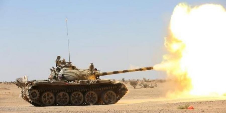عملية عسكرية نوعية خاطفة للجيش الوطني وتحرير مواقع هامة في المشجح غرب مأرب