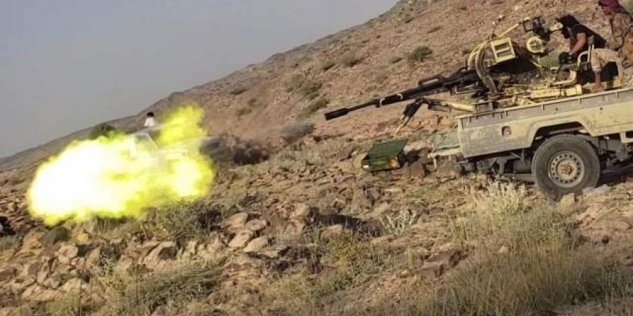 الجيش اليمني يحقق تقدم جديد إثر هجوم معاكس غربي مارب