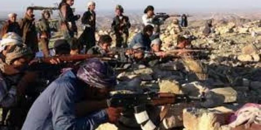 مليشيا الحوثي تشن هجوما عنيفا على يافع