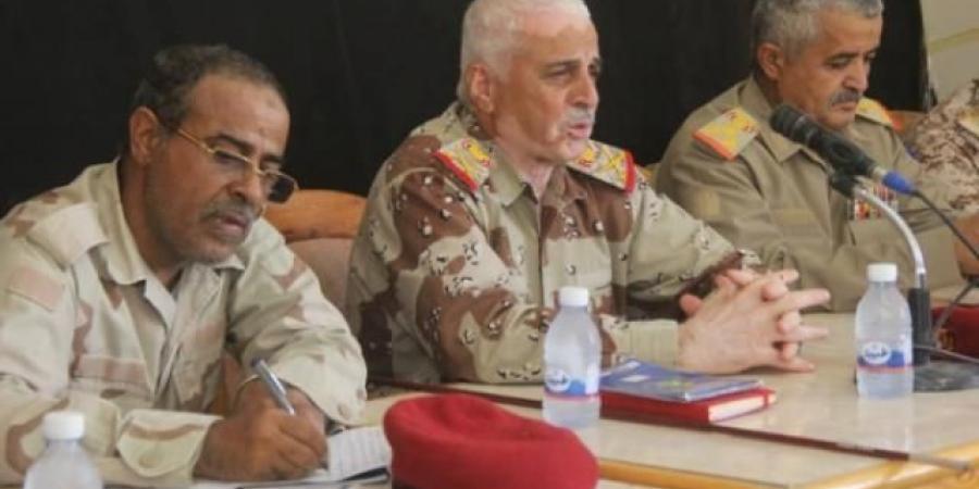 """الجيش اليمني بحضرموت يعلن رفع الجاهزية القتالية إلى أعلى المستويات لردع """"التهديدات المحتملة"""""""