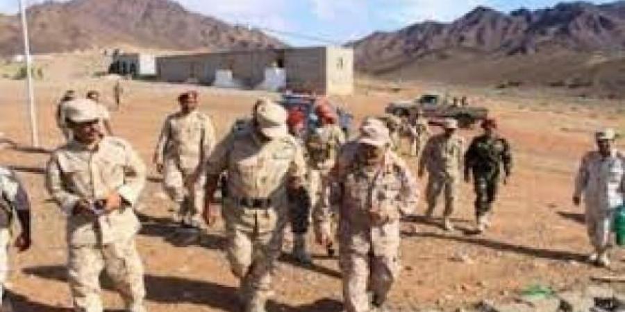 بعد رفع الجاهزية القتالية بالمنطقة الاولى ...انباء عن وصول مجاميع مسلحة من الضالع إلى حضرموت