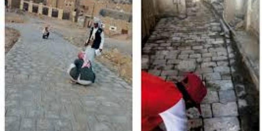 """""""الأشغال العامة"""" بصنعاء يبدأ تنفيذ مشاريع جديدة في عدن"""