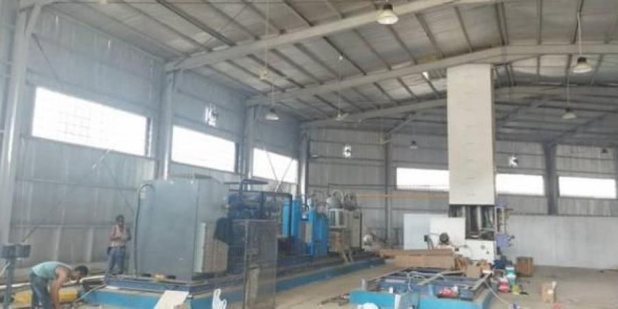 لسد احتياجات اربع محافظات...استعدادات مرتقبة لافتتاح اكبر مصنع اكسجين في عدن