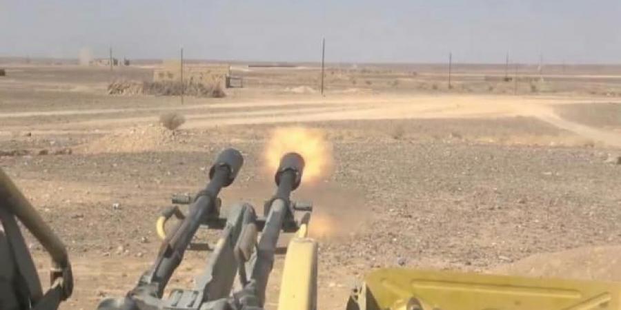 """معارك عنيفة في 6 جبهات.. قائد عسكري يكشف مستجدات المواجهات والجبهة التي أصبحت """"مقبرة"""" وثير رعب الحوثيين"""