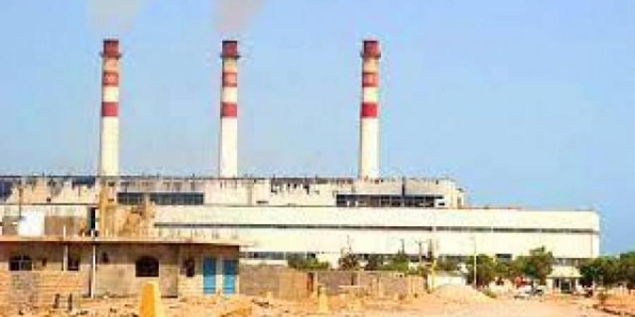 خروج منظومة الكهرباء عن الخدمة في عدن