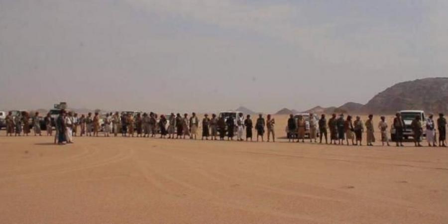 القبائل تستنفر .. ووصول تعزيزات كبيرة إلى جبهات مارب .. بعد تراجع قوات الجيش والمقاومة في رحبة