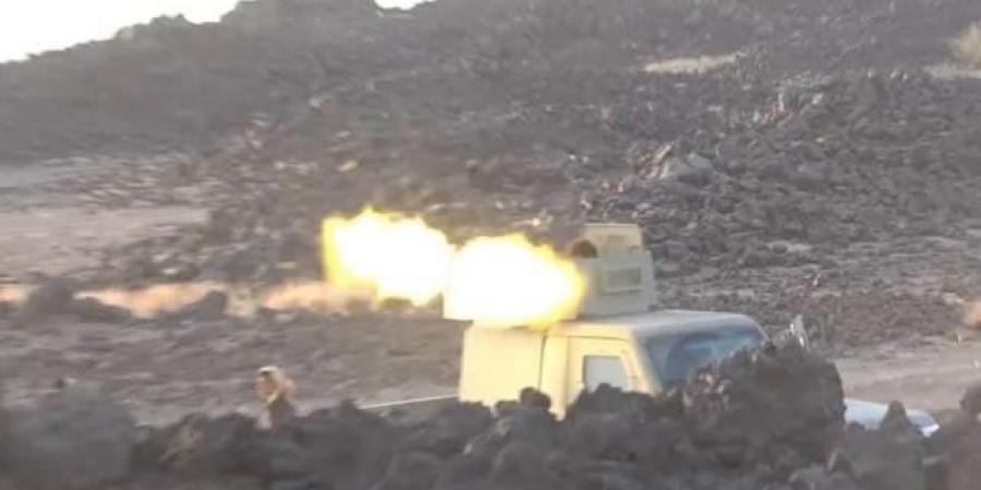 تطورات عسكرية في مختلف جبهات مارب .. وهجوم حوثي عنيف على قوات الجيش وإسقاط طائرة