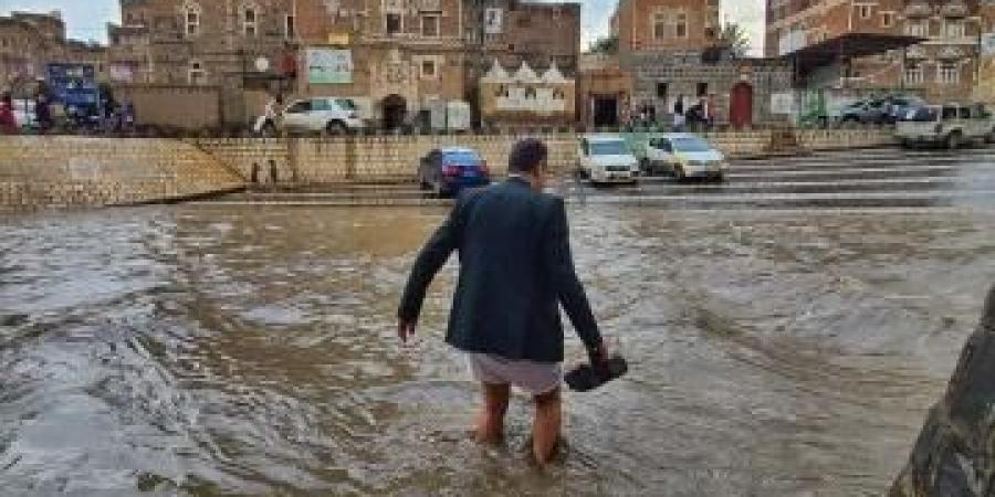 أمطار أكثر غزارة على تسع محافظات يمنية