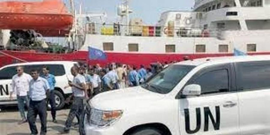الحكومة الشرعية تشن هجوم حاد على البعثة الأممية في الحديدة