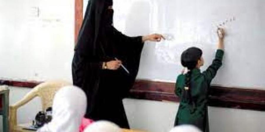 ابين ...معلمة يداهمها الموت اثناء شرحها للطالبات في الصف