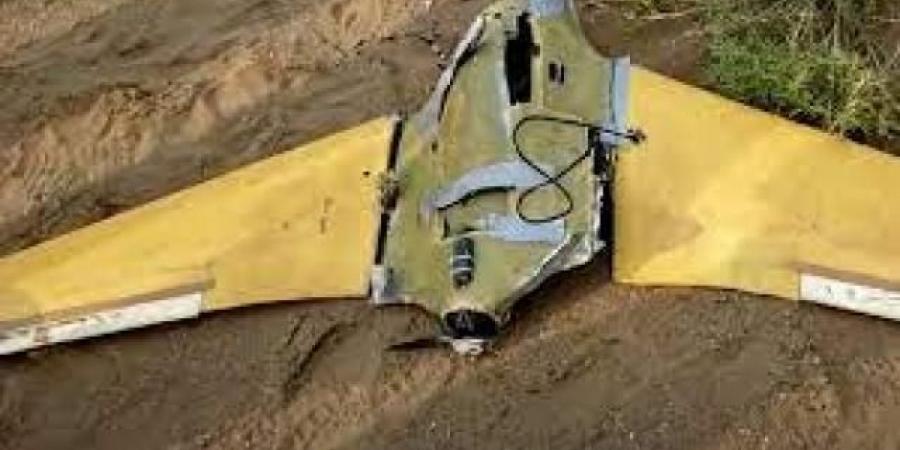 إسقاط طائرة حوثية مسيرة بالضالع