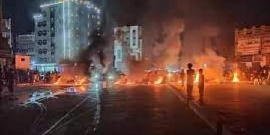سقوط قتيلين في احتجاجات المكلا برصاص الجيش