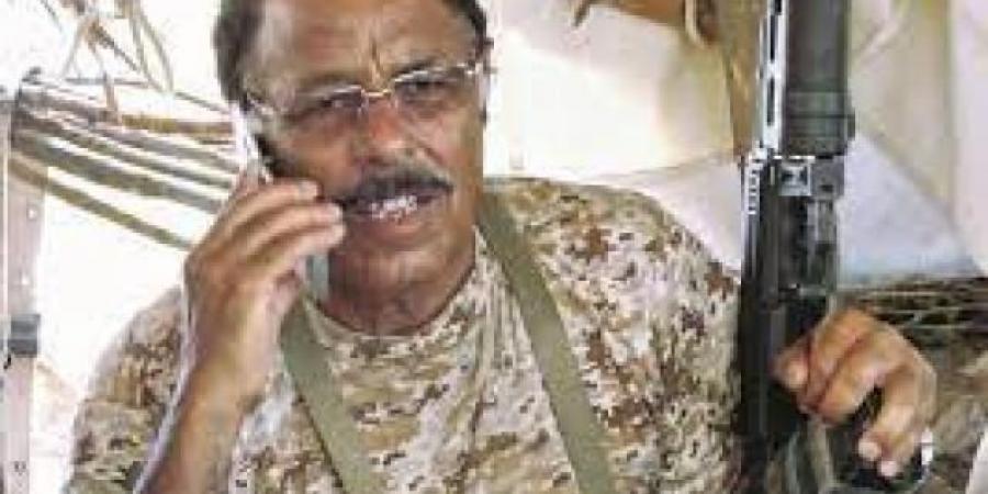 توجيهات عسكرية من الفريق علي محسن الأحمر لمحافظ شبوة بعد دخول الحوثيين أول أراضيها