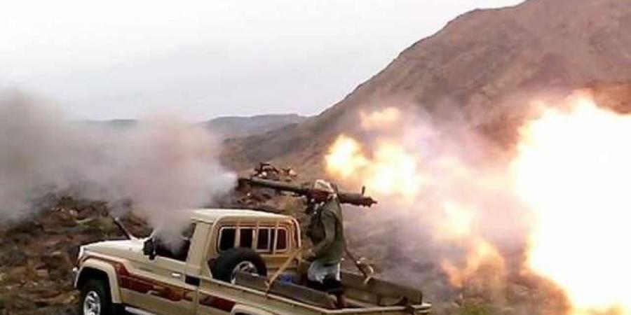 مقتل أركان حرب في قوات الشرعية تزامنًا مع تقدم الحوثيين في البيضاء