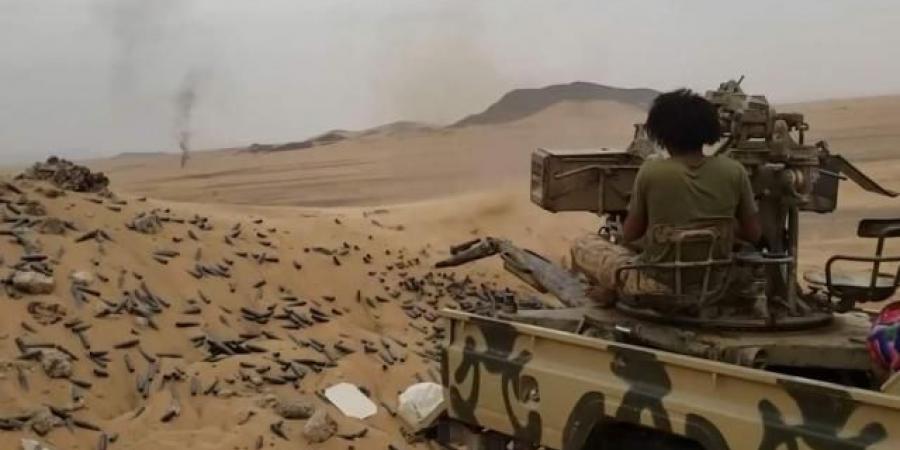 آخر مستجدات المعارك بين الجيش اليمني والحوثيين جنوبي مارب