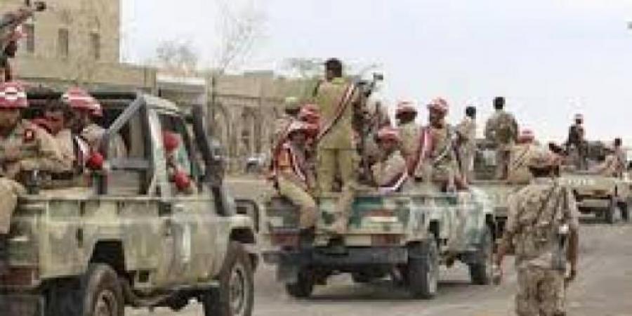 """""""تضم دبابات ومدرعات"""" ..دعم عسكري كبير للجيش الوطني بشبوة قادماً من هذه المحافظة"""