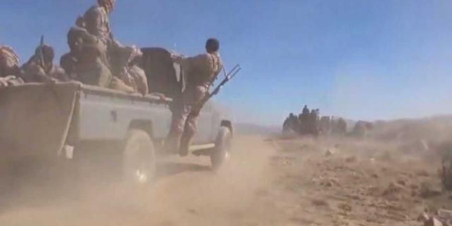 هذا ما حدث في جبهة العبدية بمارب بعد 8 ساعات من المعارك المتواصلة