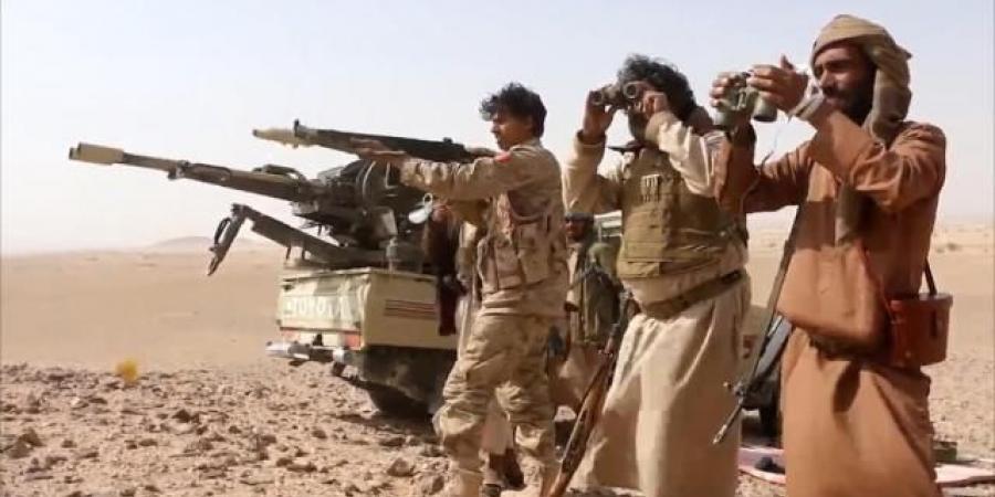 بالفيديو من الخطوط الأمامية... مصادر تكشف مستجدات معارك تحرير محافظة الجوف