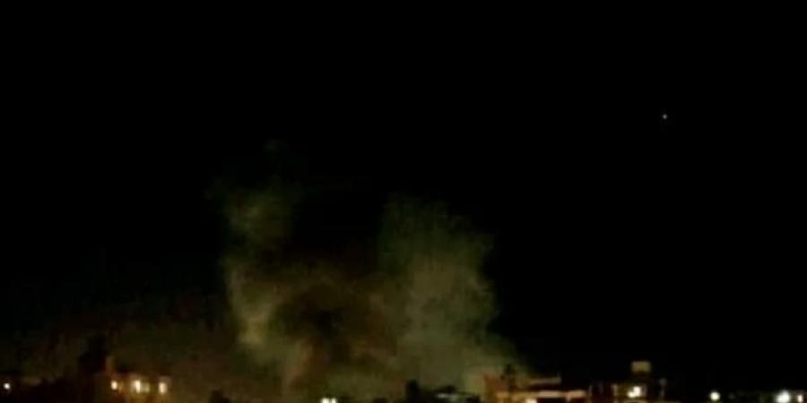انفجار مدوي يهز العاصمة اليمنية صنعاء