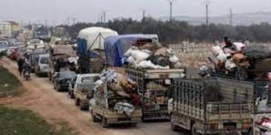 الهجرة الدولية تعلن عن موجة نزوح كبيرة في مأرب
