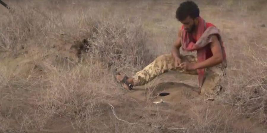 """امرأة حامل تقود لاكتشاف حقل ألغام حوثي في الحديدة """"فيديو"""""""