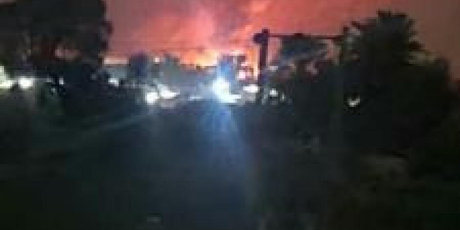 صور جديدة من جبهة الكسارة بمارب تكشف ما حدث الليلة الماضية