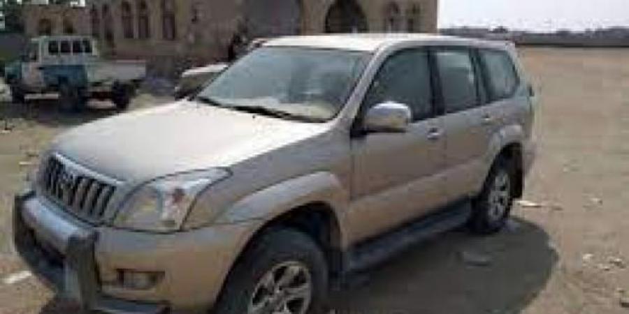 قوات الجيش تستعيد سيارة مسروقة في محافظة أبين