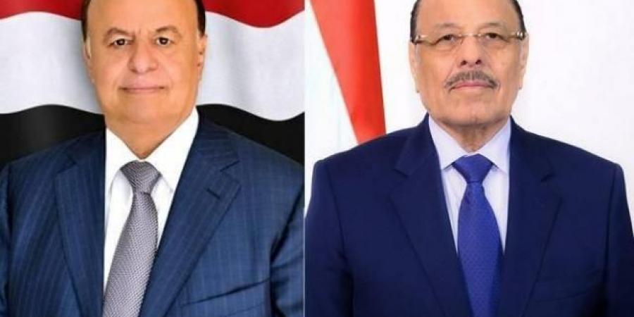 مصاب جلل.. الرئيس هادي والجنرال الأحمر ينعيان أحد أبطال الجمهورية بعد استشهاده في العبدية