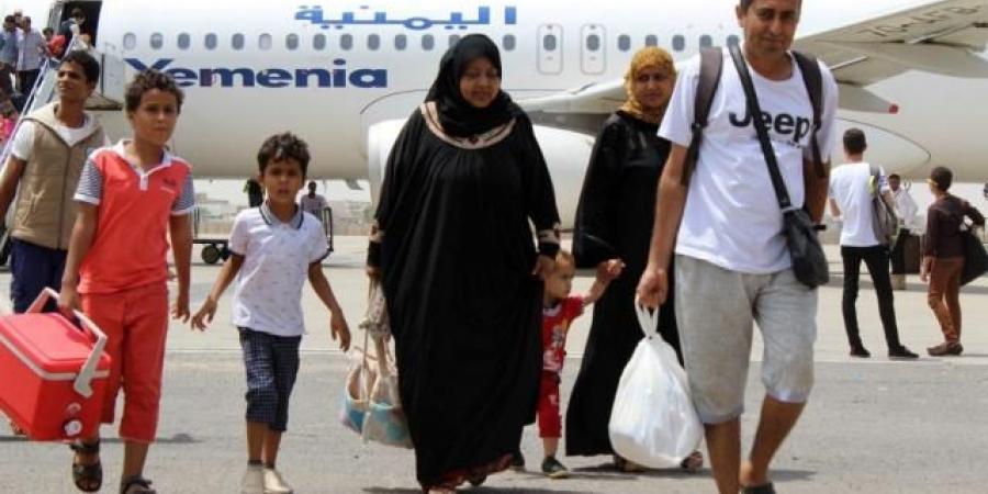 احتفالات بهيجة لملايين المغتربون اليمنيون في السعودية ودول الخليج وأمريكا ودول أخرى