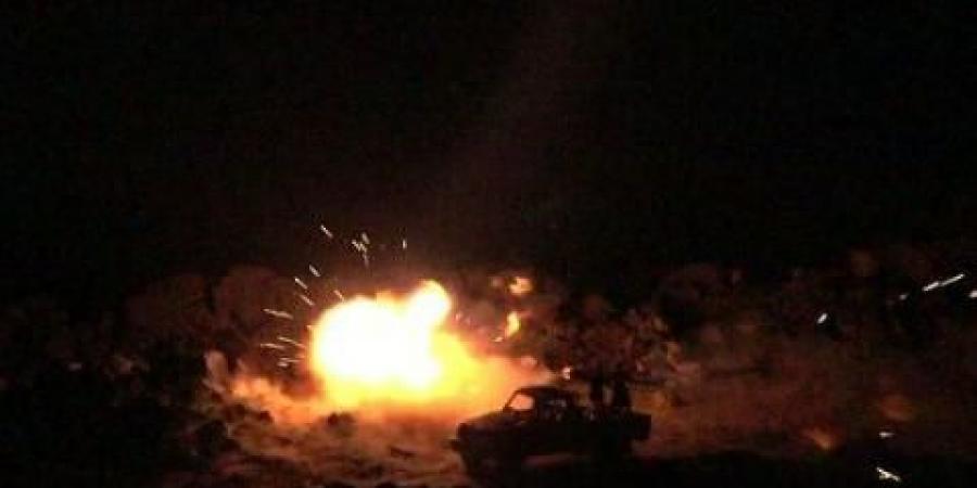 معارك عسكرية عنيفة في الأثناء بمحافظة جنوبية