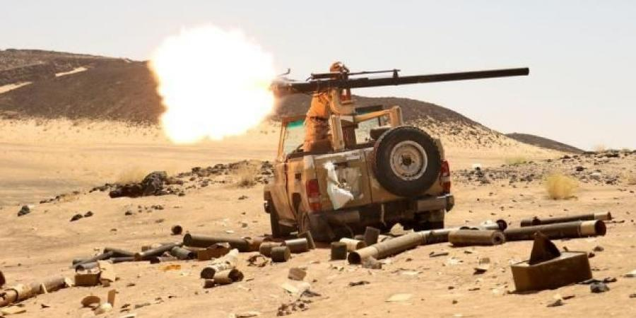عملية عسكرية مباغتة للجيش الوطني في الحزم بالجوف