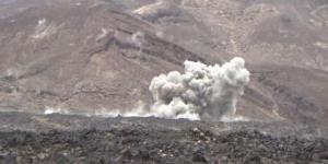 """دفعهم للفرار نحو البيضاء.. الجيش اليمني يفشل """"كماشة الحوثيين"""" في أربع مديريات جنوبي مارب"""